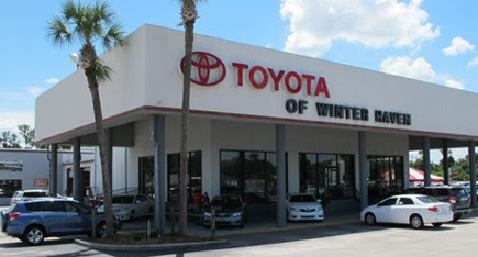 Toyota Of Winter Haven (now Miracle Toyota)